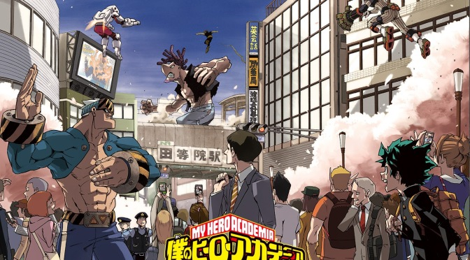 The Art of the First Impression and My Hero Academia
