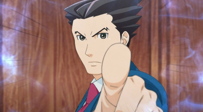 Objection! Why I dropped the Ace Attorney Anime
