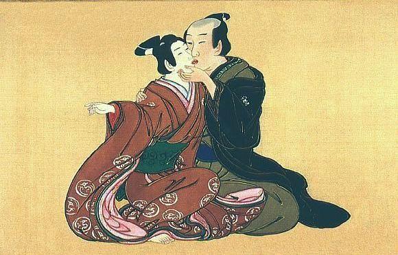 Saikaku's Edo-era tales of gay samurai love reimagined for a modern audience as Boys Love manga