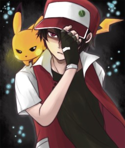 pokemon_trainer_red_by_chaosman24-d31uqvy