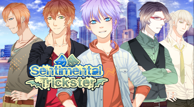 Support Sentimental Trickster an English BL Visual Novel — Nice Job Breaking It, Hero