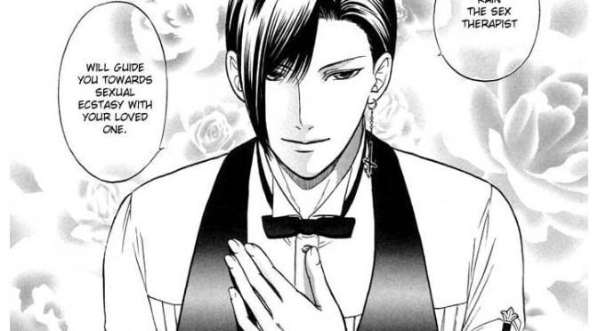 Sex Therapist – Yaoi Manga Review