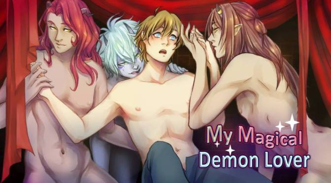 My Demon Lover Has Been Added To The MangaGamer Site For Purchase!
