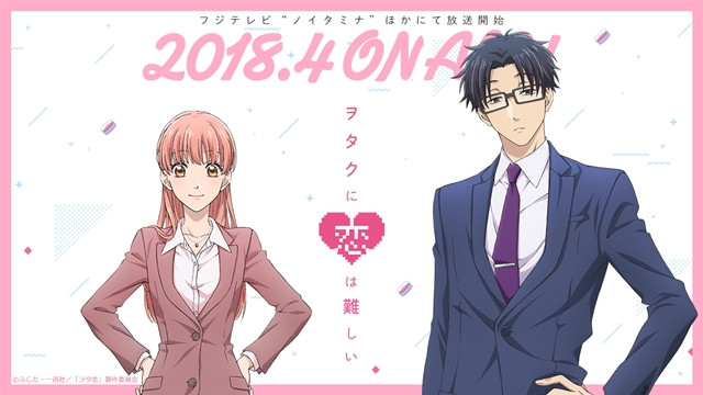 Wotakoi It's Difficult To Love An Otaku Episode 2 Review