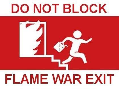 flamewarexit