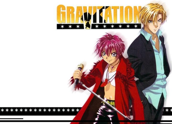 Gravitation_anime_wallpaper