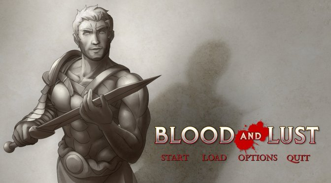 Blood and Lust – Yaoi Game Review